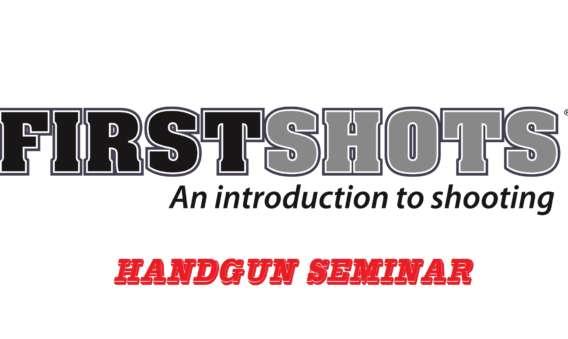 First Shots – Handgun Seminar